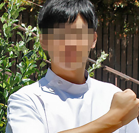 うたたねゲイマッサージ新潟店スタッフの関根功太
